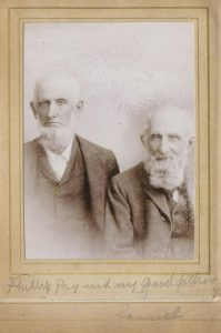 Philip and Samuel Pry, Image Courtesy of Betsy Web
