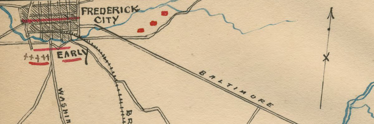 Frederick Monocacy Map