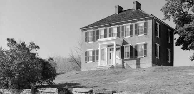 Philip Pry Farm, House, Boonsboro Pike