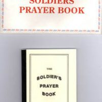 1861 Union Soldiers Prayer Book
