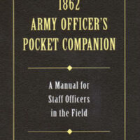 1862 Army Officer's Pocket Companion