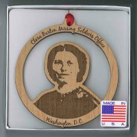 Clara Barton Ornament