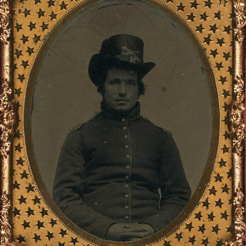 Union Soldier, Courtesy of the LOC