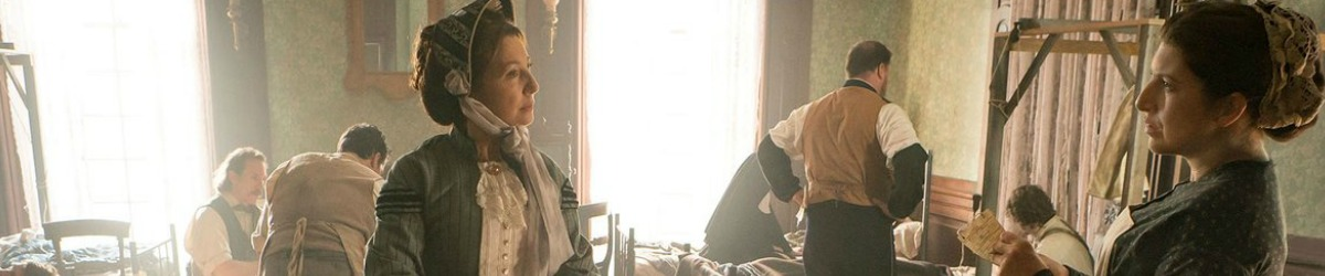 Scene from season 2 of Mercy Street