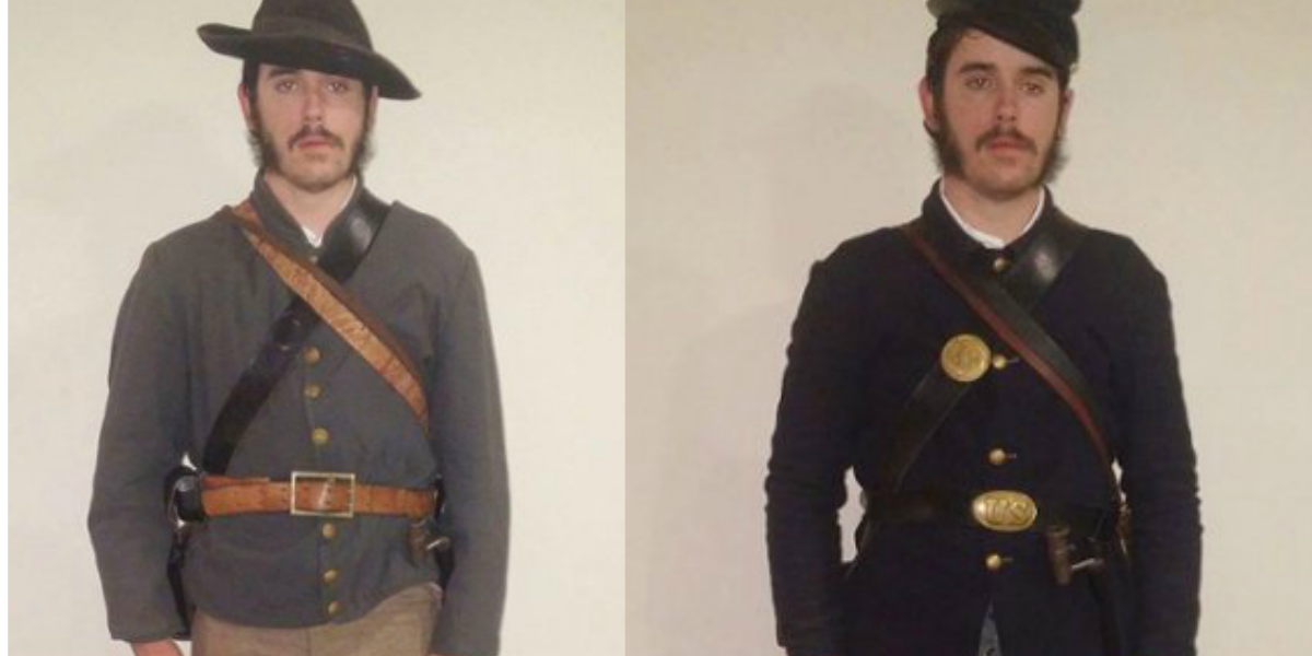 What They Wore: Union and Confederate Uniforms - National Museum of