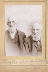 Philip and Samuel Pry