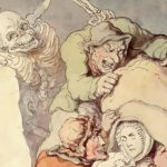 """Bodysnatching: by Thomas Rowlandson"