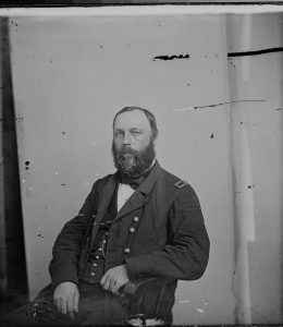 Surgeon General William Hammond, Image Courtesy of the National Archives