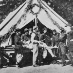 An amputation performed after Gettysburg. (NLM)
