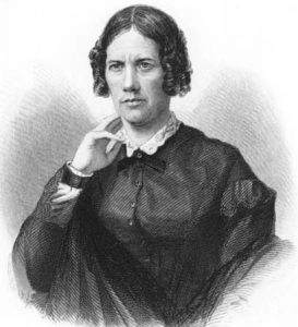 Frances Dana Barker Gage. Courtesy of the Ohio History Connection