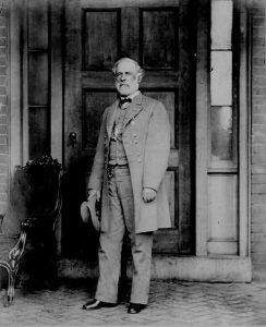 Figure 1. Robert E. Lee in 1865. Courtesy of the Library of Congress