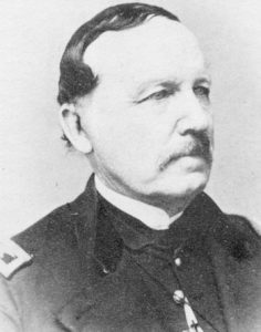 Union Surgeon Charles Tripler Courtesy of the National Library of Medicine