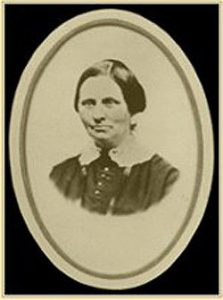 Sally Barton Vassall, Courtesy of the Clara Barton Birthplace Museum