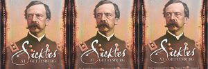 Cover of Sickles at Gettysburg book- Civil War Medicine Museum
