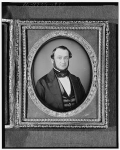 Alexander De Witt, circa 1850s. Courtesy of the Library of Congress