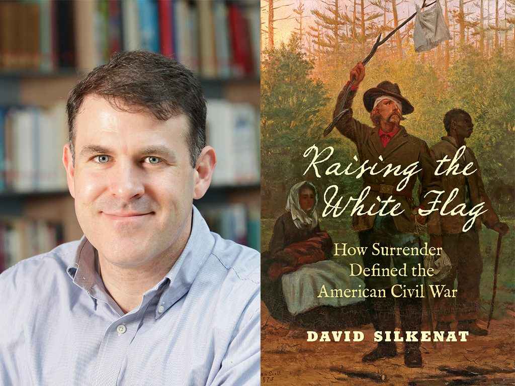 David Silkenat and his forthcoming book