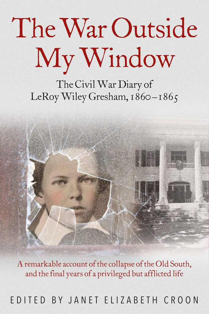 """The War Outside My Window"" book cover"