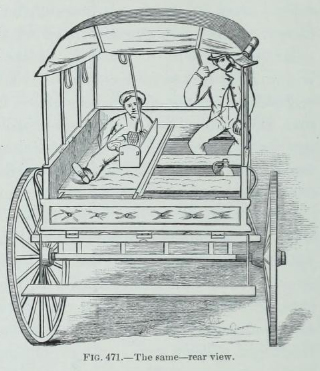 Howard Ambulance, from The Medical and Surgical History of the War of the Rebellion