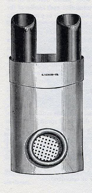 Chisolm Inhaler, Medical and Surgical History of the War of the Rebellion