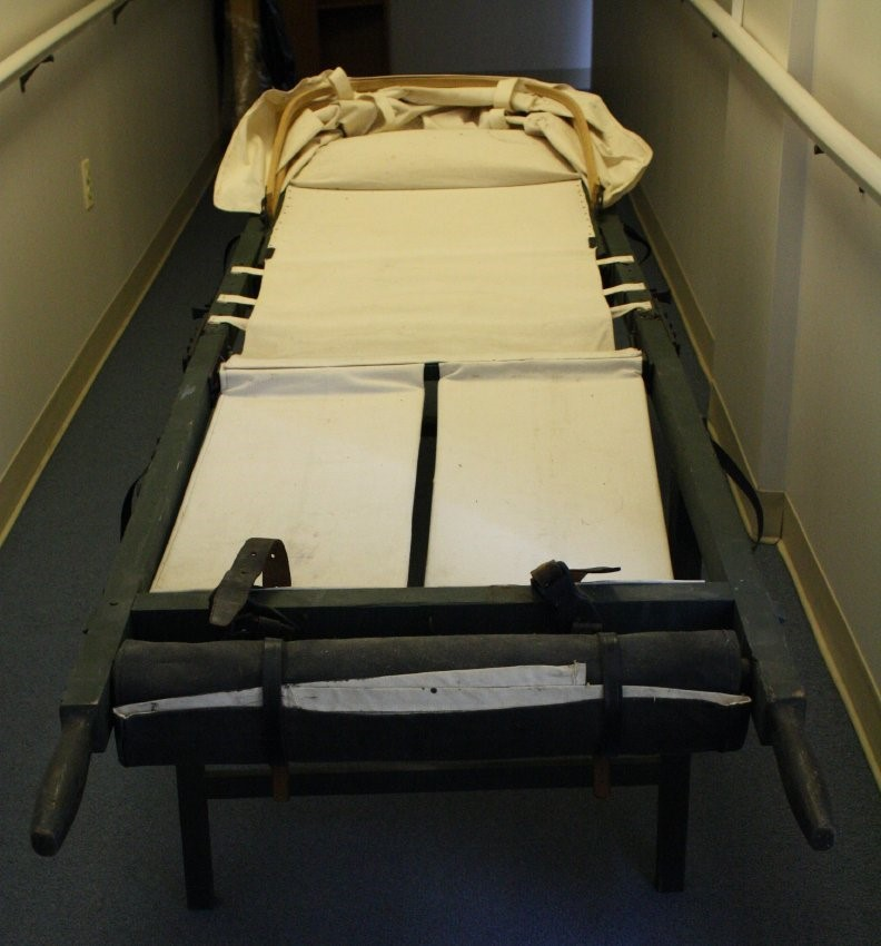 Tompkins Stretcher in the National Museum of Civil War Medicine's Collection