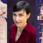 "Author Janice P. Nimura and her book ""The Doctors Blackwell."""